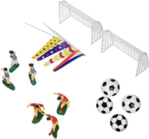 Oasis Supply Company Boys Soccer Birthday Cake Kit]()