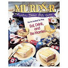 [Eat, Drink, and Be Married: Murder Mystery Party] (Murder Mystery Dinner Costume)