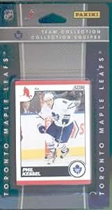 2010 11 Score Hockey Cards Team Set Toronto Maple Leafs
