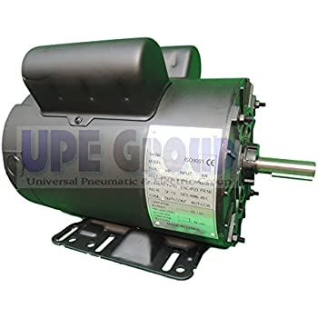 New 5hp Electric Motor For Air Compressor 56hz Frame 3455 Rpm 78