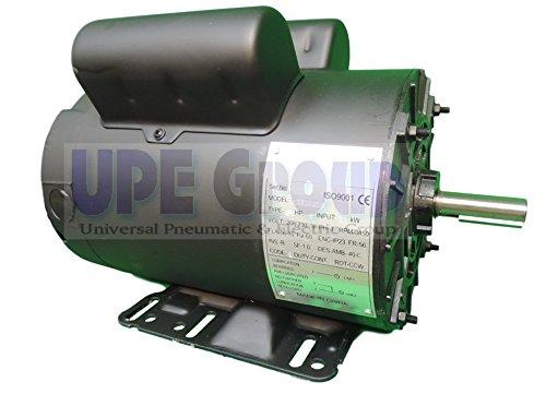 5HP 1-PHASE 16 AMP Air Compressor Electric Motor 56 frame 5/8' shaft 3450 RPM ODP