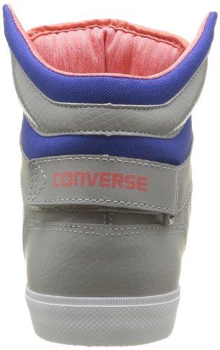 Bleu cuero As unisex Converse Zapatillas 31 Mid Leath 12 de 52 Gris Gris Gris 236120 4wqB6zw