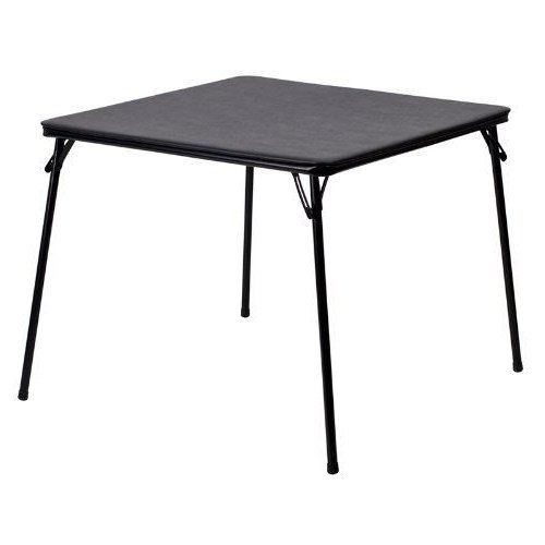 NEW expanding tray table Black Folding Card (Black Flood Tray)