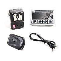 CowboyStudio NPT-04 4 canales inalámbrico Hot Shoe Flash Trigger Receiver