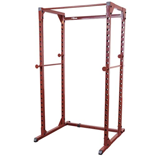 Body-Solid Best Fitness Power Rack for Free Weight Lifting and Strength Training