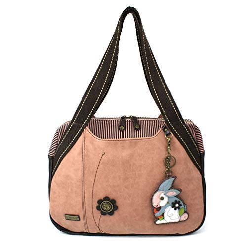 - Chala Bowling Bag - Rabbit - Dusty Rose