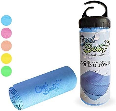 Ice Cold Cooler Handtuch Sporthandtuch Badetuch Gym Towel Cool Kühltücher Sommer