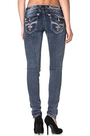 Rock Revival Jeans for Womens - Stephanie Skinny Jean ...