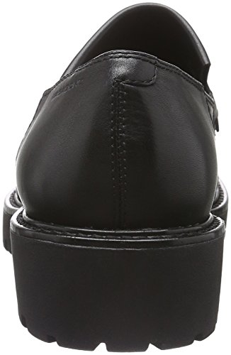 Black 20 Mokassins Kenova Vagabund Black Womens qU1700