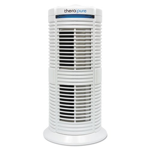 Therapure TPP220M HEPA-Type Air Purifier/Ionizer, 70 sq ft, Three-Speed Fan 1138652