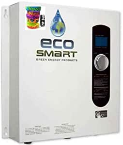 Ecosmart 24 Kw Electric Tankless Water Heater For Use In