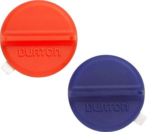 Burton Unisex Mini Scraper Mats Translucent RedBlue by Burton