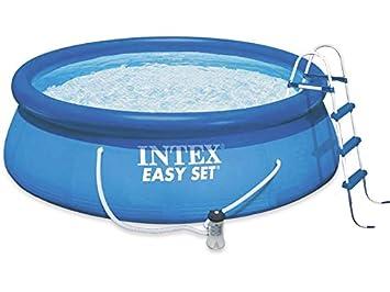 Intex 56409fr Piscine Kit Pool Easy Set 4 M57 X 1 M07