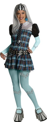 Monster High Deluxe Frankie Stein Adult -