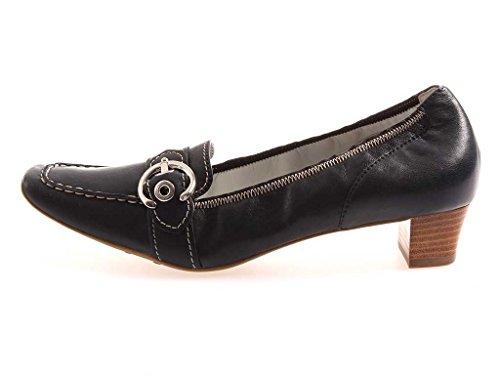 Damen 3320 Lederschuhe Schuhe Slipper 10 5 Pumps Leder Lederpumps HÖGL wzqCA6q