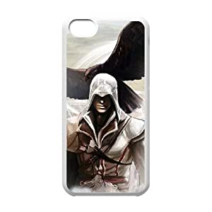 iPhone 5C Phone Case White Assassin's Creed II ZCC584405