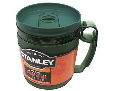 Stanley Classic XL Mug/Bowl 34/28oz Green, Outdoor Stuffs