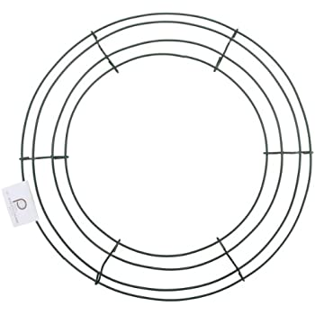Amazon Com Wire Wreath Frame 18 Home Kitchen