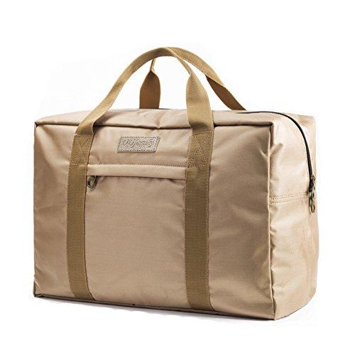 Alta capacidad bolso que viaja/bolso del equipaje del paño de oxford-D B