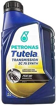 Óleo 75w90 Semi Sintético Câmbio Tutela Api Gl-5 Petronas Pet090 de 1 litro