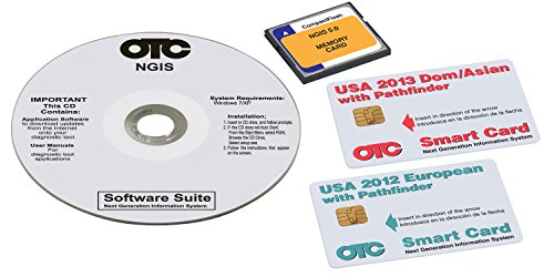 - OTC 3421-146 Genisys 2013 Software Super Bundle Kit