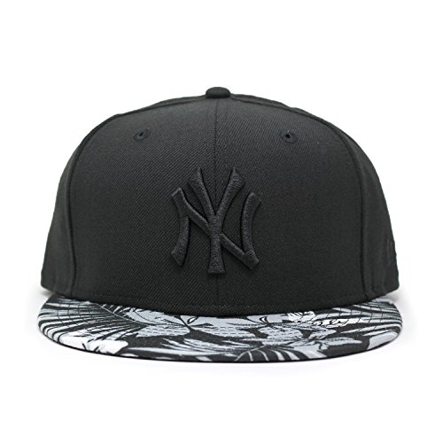 (ニューエラ) ニューヨーク ヤンキース 【9FIFTY SNAPBACK/BLK-FLORAL】 NEW ERA NEW YORK YANKEES