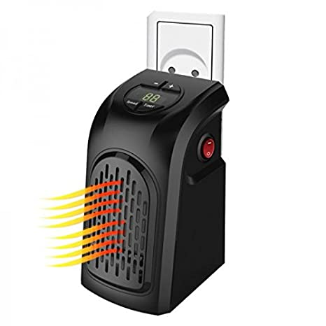 Handy Heater Elettrico 370 W Ceramica Mini Riscaldamento Con