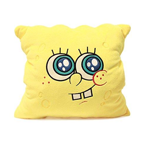 JAMOR Sponge Baby Pillow Plush Toy Cushion Warm Hand Pillow Multifunctional Hand Warmer Pillow (B)