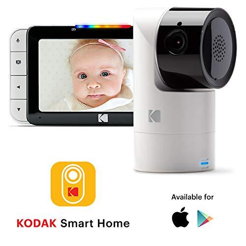 ideo Baby Monitor - Tilt/Pan/Zoom Camera, 5
