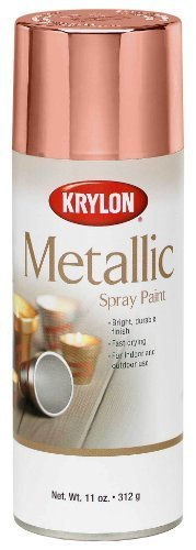 Krylon 2203 General Purpose Aerosol, 12-Ounce, Copper Metallic Finish by Krylon