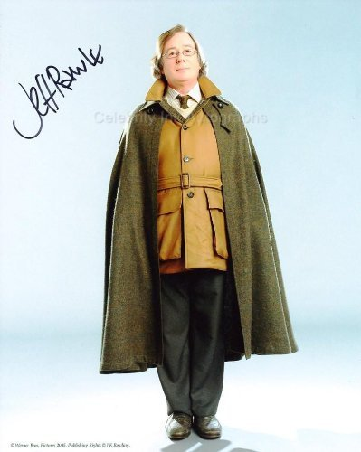 JEFF RAWLE as Amos Diggory - Harry With And The Goblet Of Fire