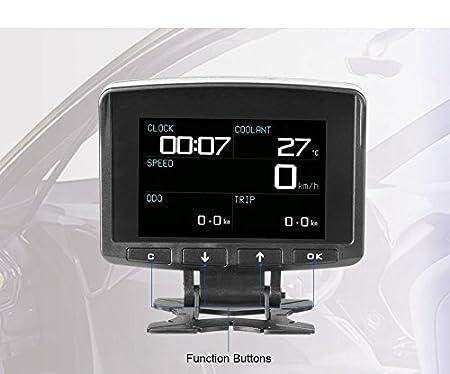 Amazon.com: AUTOOL X50 PRO OBD2 - Soporte para coche con ...