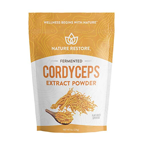 Nature Restore Standardized Cordycepic Authenticated product image