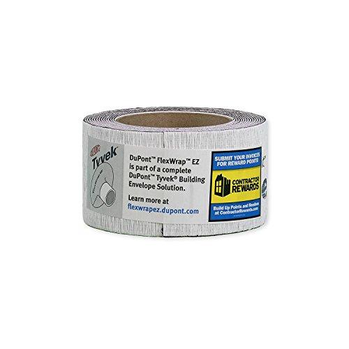Dupont FlexWrap EZ 2 3/4 x 15 Flexible Adhesive Flashing Tape