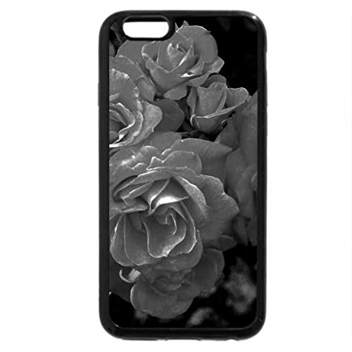 iPhone 6S Case, iPhone 6 Case (Black & White) - For the Beauty of DN