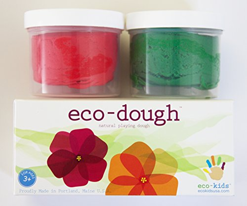 eco-Dough 2 Pack Flower