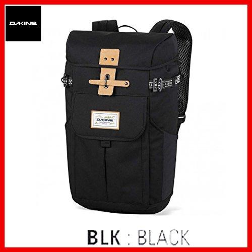 DAKINE(ダカイン) バックパック キャラバン 27リットル Caravan 27L Backpack B06WGPBG66 BLK