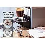 I-Cafilas-capsule-Nespresso-riutilizzabili-in-acciaio-inox-2-cialde-ricaricabili-per-macchine-Nespresso-Originali-1-Tamper-1-cucchiaio-1-spazzola