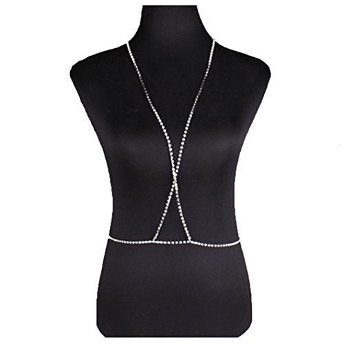 Zealmer Crystal Rhinestone Harness Crossover product image