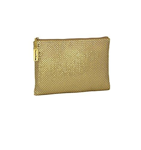 whiting-davis-medium-pouch-clutch-gold