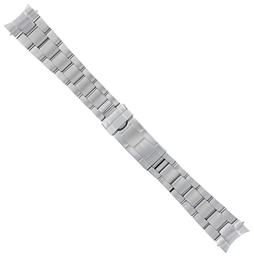 Oyster Watch Band Steel Bracelet Tudor Prince Chrono Solid END FLIP Lock 79280