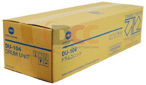 - Genuine Konica Minolta DU-104 Drum Unit for Bizhub PRESS C6000 C7000