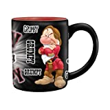Disney Born Grumpy 14oz Relief Mug