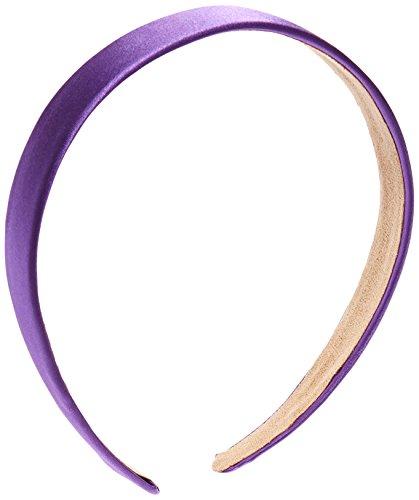 Trimweaver 1-Piece 25mm Satin Covered Headband, 1-Inch, -
