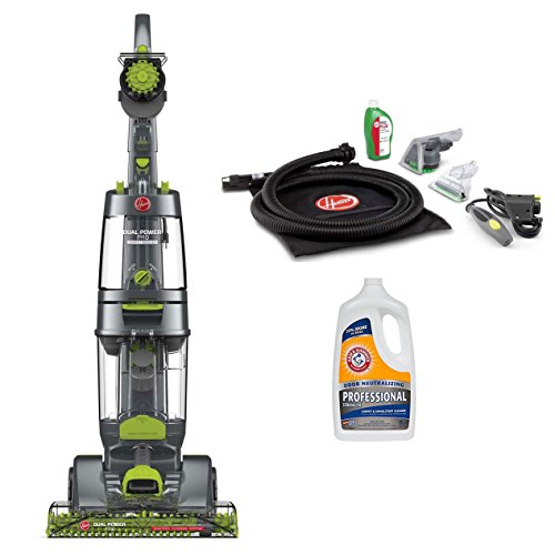 Hoover Dual Power Pro Deep Carpet Cleaner with Accessories a