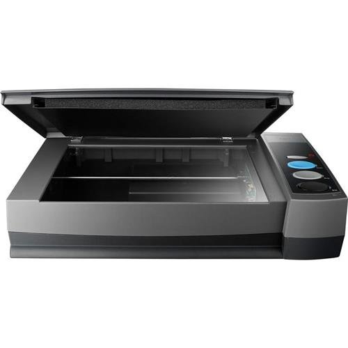 Plustek OpticBook 3900 Scanner, 1200 dpi Optical Resolution, 7 Seconds Scanning Speed, 2500 Sheets Daily Duty Scan, USB 2.0