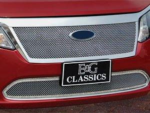 E&G Glassics 2010-2012 Ford Fusion Fine Mesh Grille 1359-0102-10