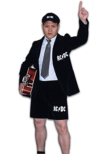 Dc Ac Young Costumes Angus (AC/DC - Angus Young Costume)