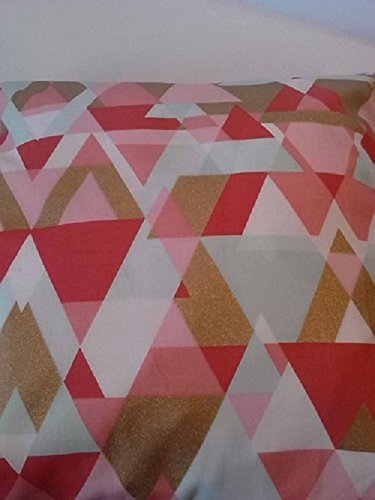 Wet Bag, Cloth Diaper Wet Bag, Wet dry Bag, Diaper Keeper, Peach Gold Prism wet bag, Baby Gift by Essie Designs