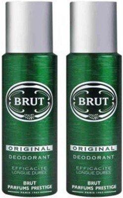 Brut Combo Gift Set Original Body Spray - For Men(200 ml)